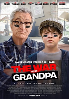 Movie Review: The War With Grandpa