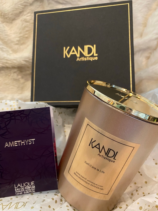 Vendor Feature: Kandl Artistique Virtual Candle Lab